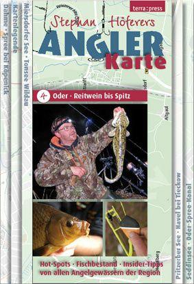 Angler-Karte Nr. 4 - Oder – Reitwein bis Spitz