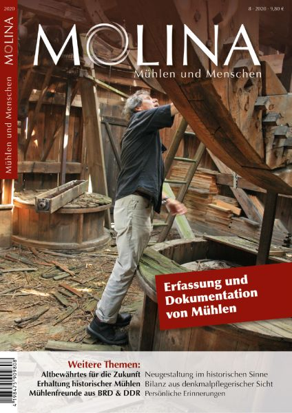ePaper: Molina. Mühlen und Menschen (Ausgabe 2020)