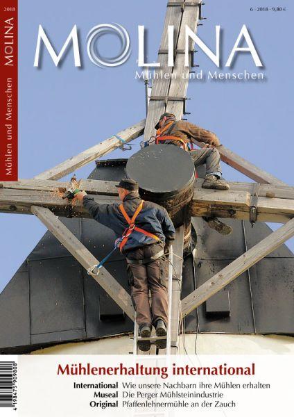 ePaper: Molina. Mühlen und Menschen (Ausgabe 2018)