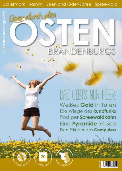 Quer durch Brandenburg: Osten – Uckermark, Barnim, Spreewald, Seenland Oder-Spree 2020