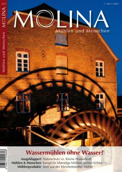 ePaper: Molina. Mühlen und Menschen (Ausgabe 2014)