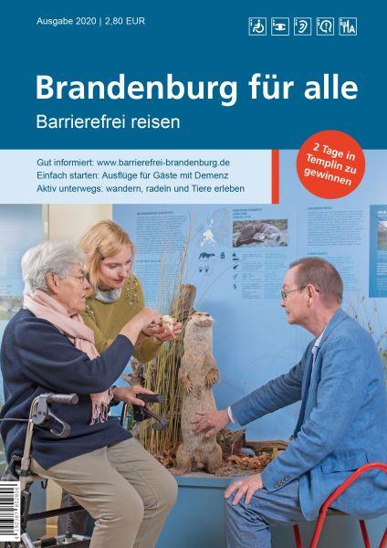 Brandenburg für alle. Barrierefrei reisen 2020