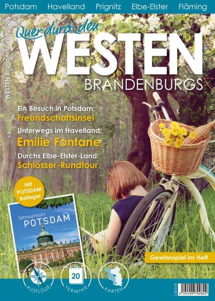 ePaper Quer durch Brandenburg: Westen – Potsdam, Havelland, Prignitz, Elbe-Elster, Fläming 2020