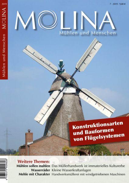 Molina. Mühlen und Menschen (Ausgabe 2019)