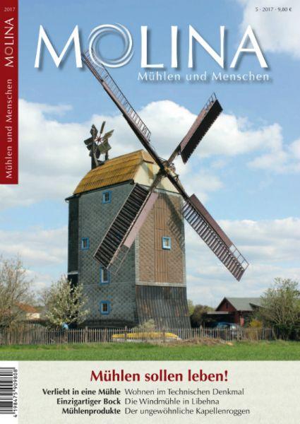 Molina. Mühlen und Menschen (Ausgabe 2017)