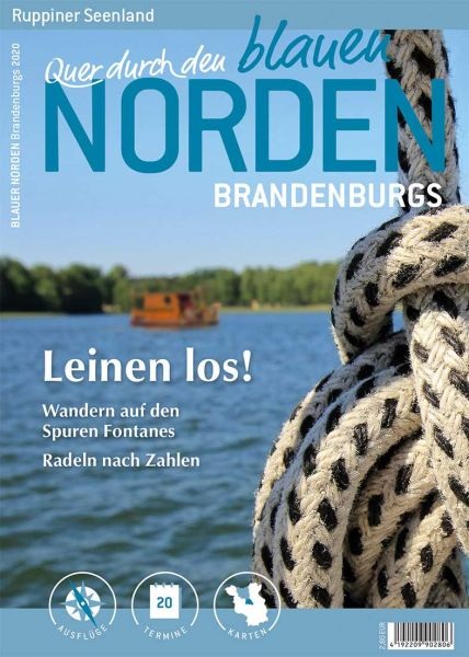 ePaper Quer durch den blauen Norden Brandenburgs 2020