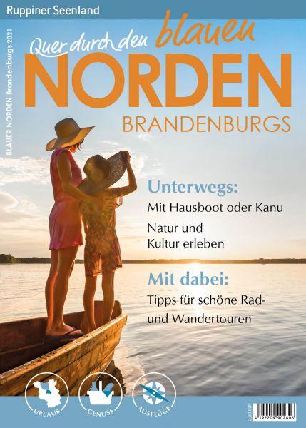 ePaper Quer durch den blauen Norden Brandenburgs 2021