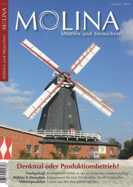 ePaper: Molina. Mühlen und Menschen (Ausgabe 2013)