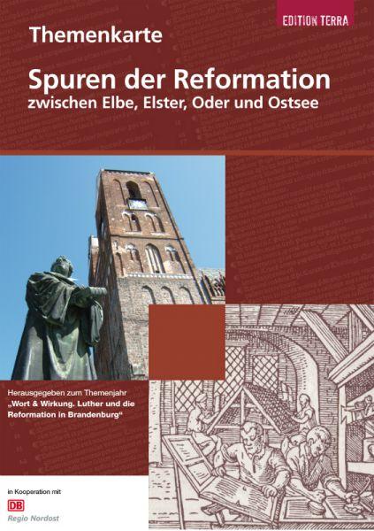 Themenkarte Spuren der Reformation