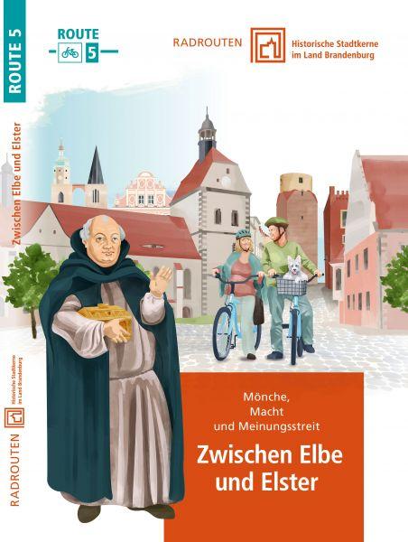 Radroute 5: Zwischen Elbe und Elster – Historische Stadtkerne im Land Brandenburg